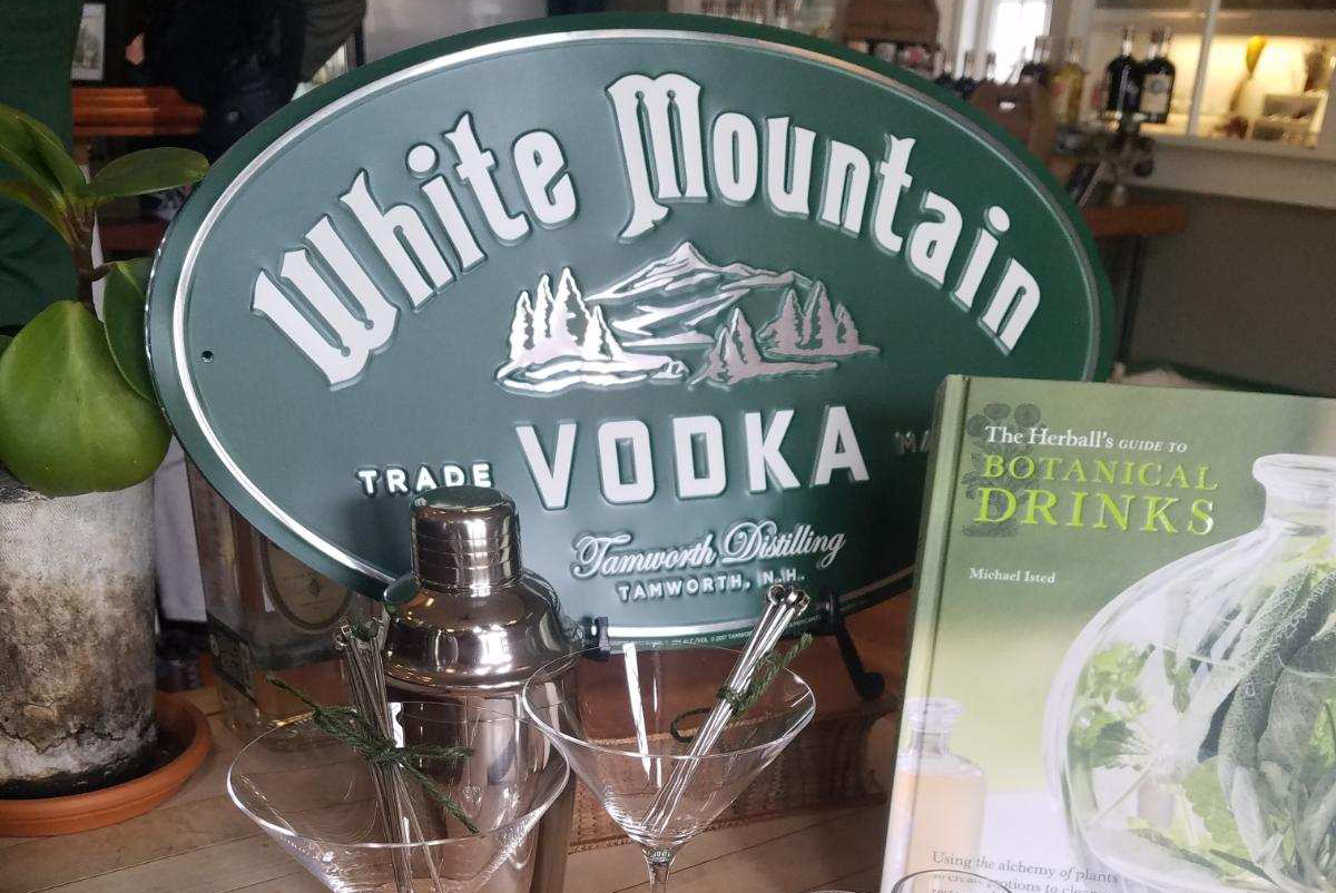 White Mountain Vodka